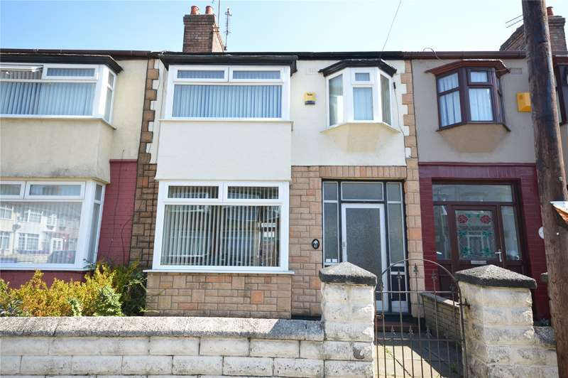 3 Bedrooms Terraced House for sale in Dundale Road, Old Swan, Liverpool, L13