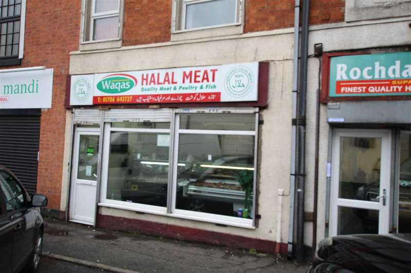 Commercial Property for sale in Milkstone Road, Rochdale