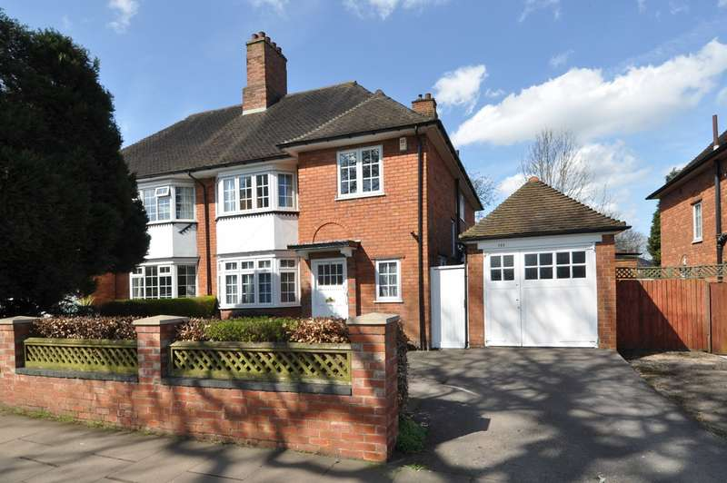 4 Bedrooms Semi Detached House for sale in Frankley Beeches Road, Northfield, Birmingham, B31