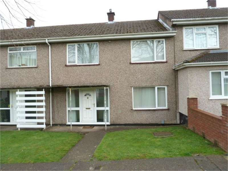 3 Bedrooms Terraced House for sale in Chestnut Green, Upper Cwmbran, Cwmbran, NP44