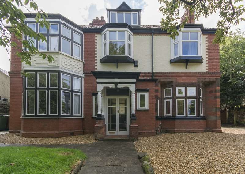 5 Bedrooms Detached House for sale in Shrewsbury Road, Oxton, Merseyside, CH43