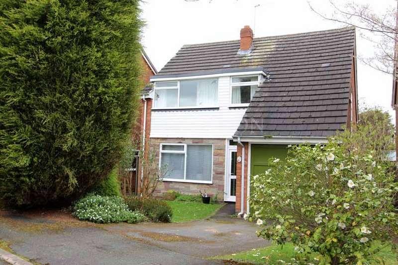 4 Bedrooms Detached House for sale in Bellencroft Gardens, Merry Hill, Wolverhampton, WV3