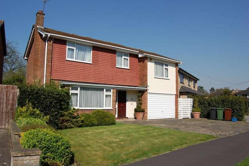4 Bedrooms Detached House for sale in Grangewood, Potters Bar EN6
