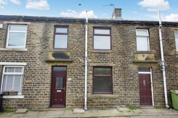 2 Bedrooms Terraced House for sale in New Hey Road Mount Huddersfield