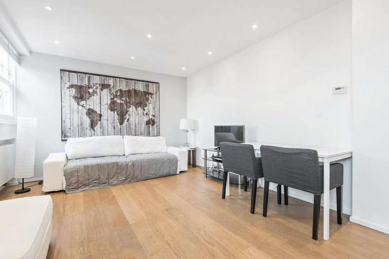 1 Bedroom Flat for sale in Culford Gardens, Chelsea