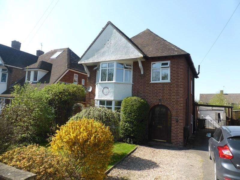 3 Bedrooms Detached House for sale in Offenham Road, Evesham