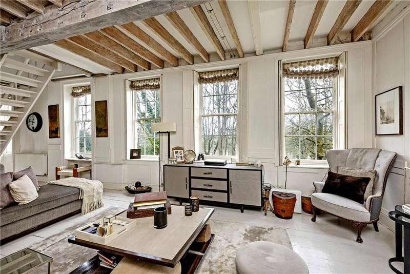 2 Bedrooms Flat for sale in Suthrey House, 119 Mortlake High Street, London, SW14