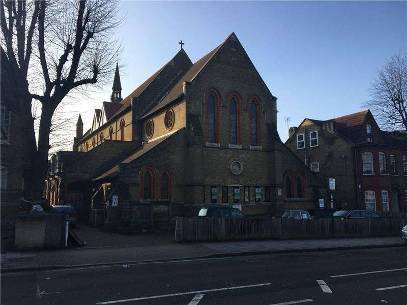 Land Commercial for sale in Bedford Hill, Balham, London, SW12