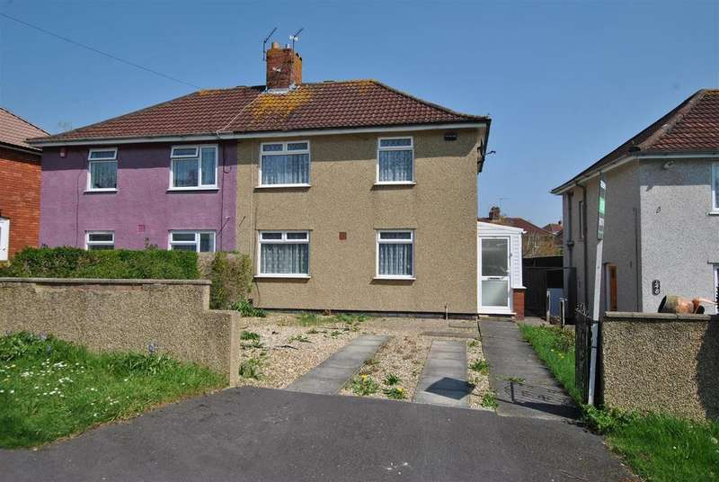 3 Bedrooms Semi Detached House for sale in Broadfield Road, Knowle Park, Bristol