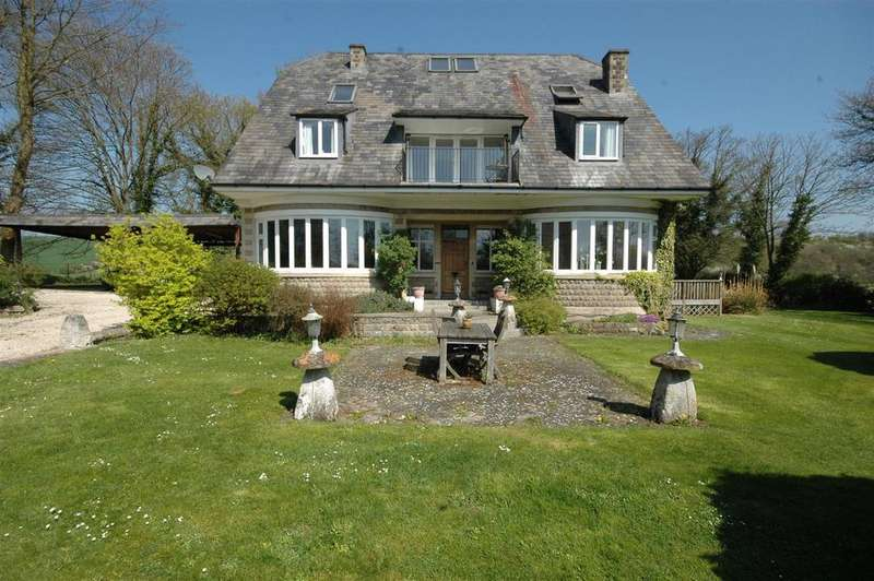 7 Bedrooms Farm House Character Property for sale in Fisherton De La Mere, Warminster