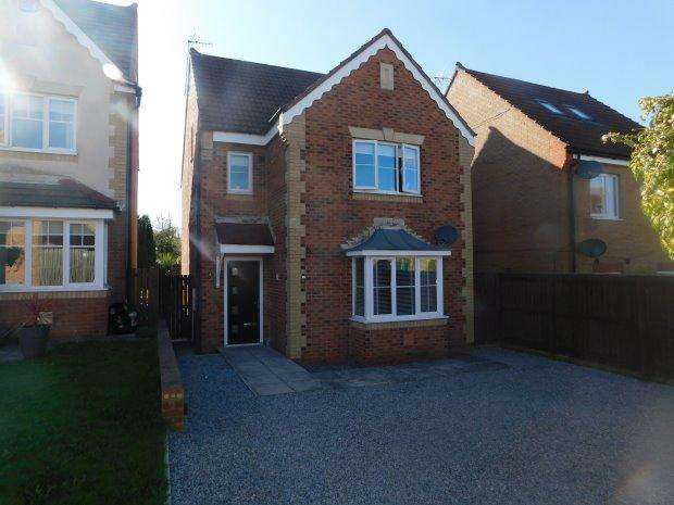 4 Bedrooms Detached House for sale in FERGUSON COURT, BISHOP AUCKLAND, BISHOP AUCKLAND