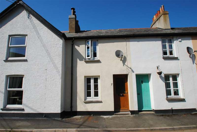 2 Bedrooms Terraced House for sale in Priory Cottages, Launceston