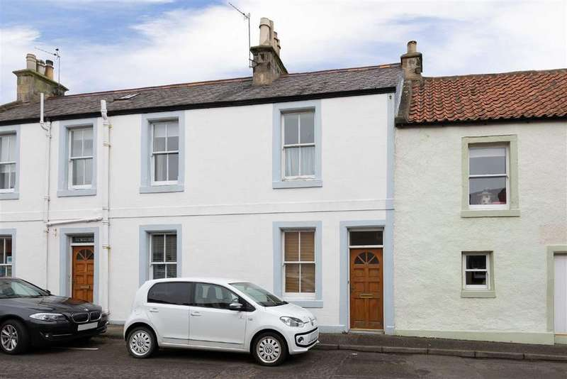 2 Bedrooms Terraced House for sale in South Loan, Pittenweem, Fife