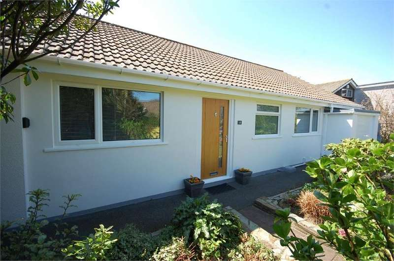 3 Bedrooms Detached Bungalow for sale in 18 Chatsworth Way, Carlyon Bay, ST AUSTELL, Cornwall