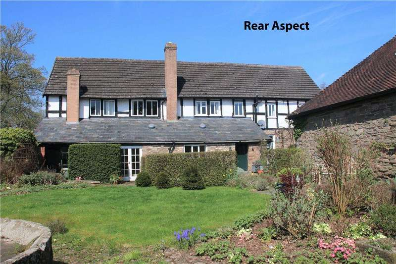 4 Bedrooms Detached House for sale in Credenhill, Hereford, HR4