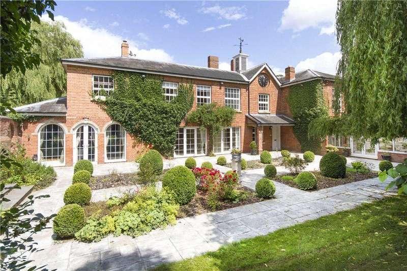 5 Bedrooms Detached House for sale in Edstone, Wootton Wawen, Henley-in-Arden, Warwickshire, B95