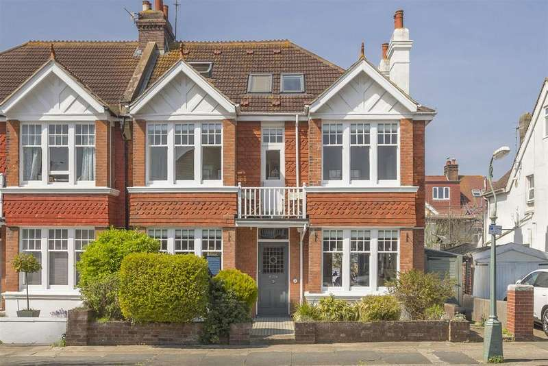 5 Bedrooms Semi Detached House for sale in Langdale Gardens, Hove