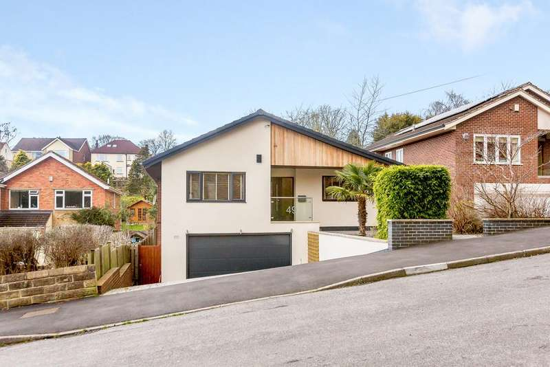 5 Bedrooms Detached House for sale in Cortworth Road, Sheffield