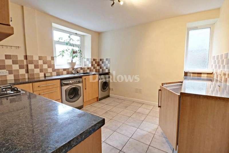 3 Bedrooms End Of Terrace House for sale in Tyntyla Avenue, Ystrad