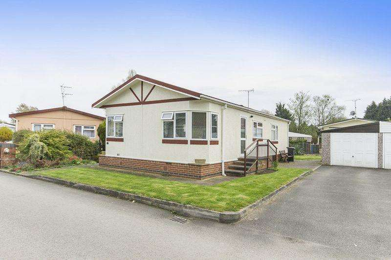 2 Bedrooms Detached House for sale in CHARLES ROAD, ALVASTON