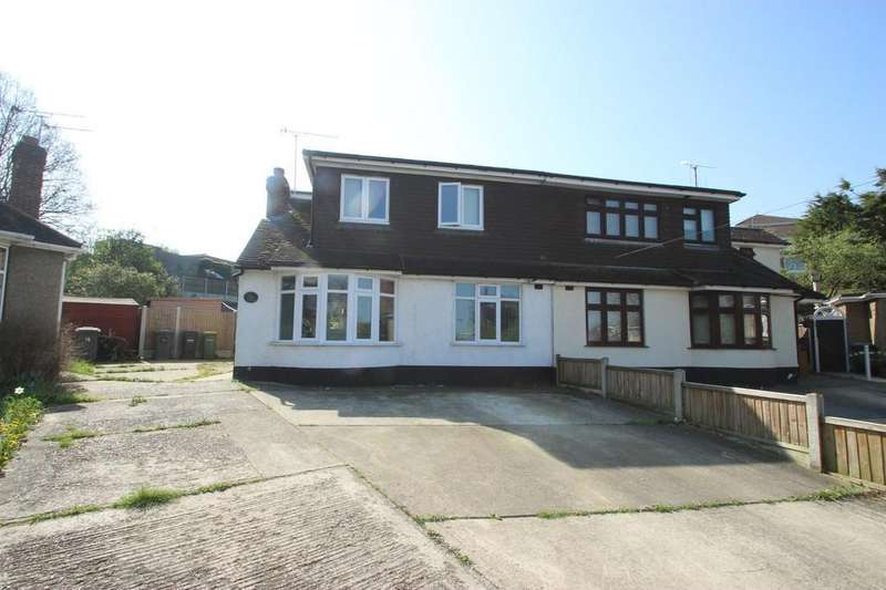 2 Bedrooms Semi Detached Bungalow for sale in Rayleigh, SS6