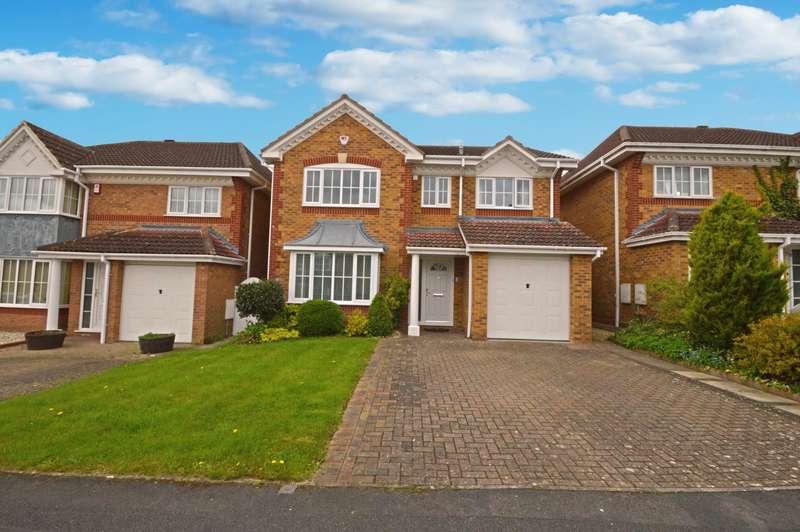 4 Bedrooms Property for sale in Horseshoe Crescent, Peatmoor