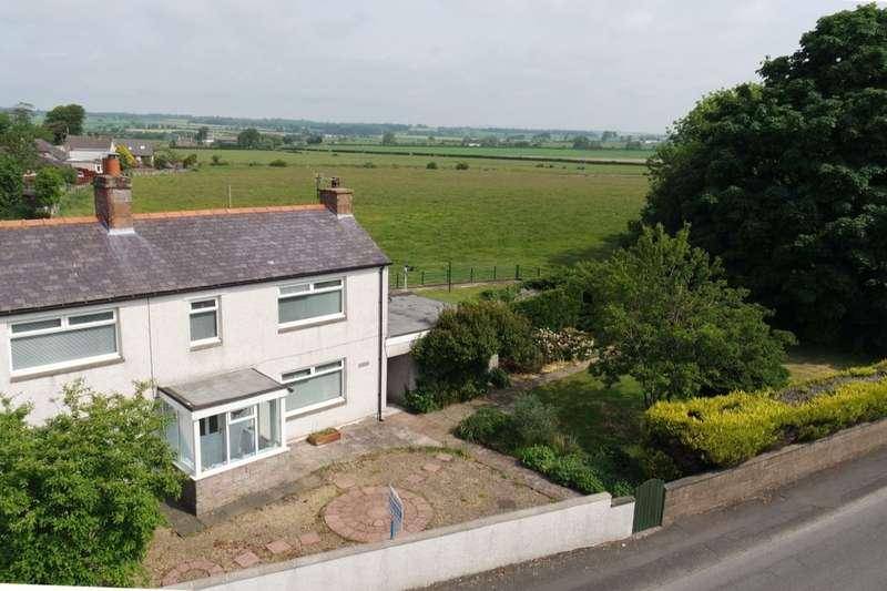 3 Bedrooms Semi Detached House for sale in Bellfield, Dornock, Annan, DG12
