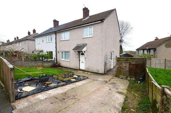 3 Bedrooms Semi Detached House for sale in Applecroft, Chesterton, Newcastle-under-Lyme