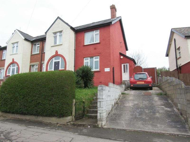 Property for sale in Grand Avenue Ely Cardiff CF5 4QH