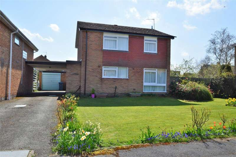 4 Bedrooms Property for sale in Manor Close, Costock, Loughborough