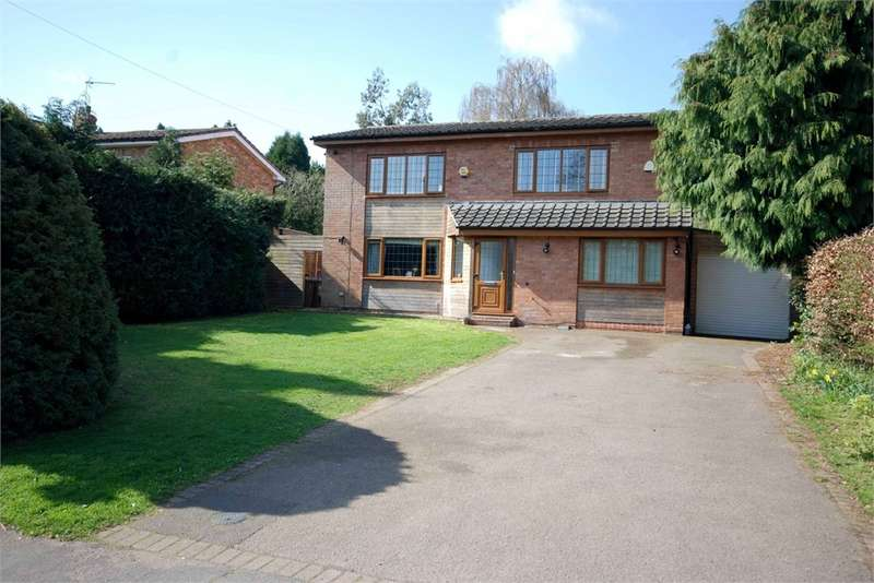 4 Bedrooms Detached House for sale in Bawnmore Road, Bilton, RUGBY, Warwickshire