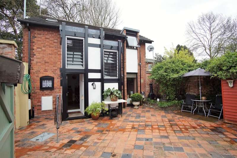 3 Bedrooms Detached House for sale in Garden Street, Stafford, ST17
