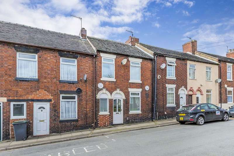 3 Bedrooms Property for sale in Knight Street, Tunstall, Stoke-On-Trent, ST6