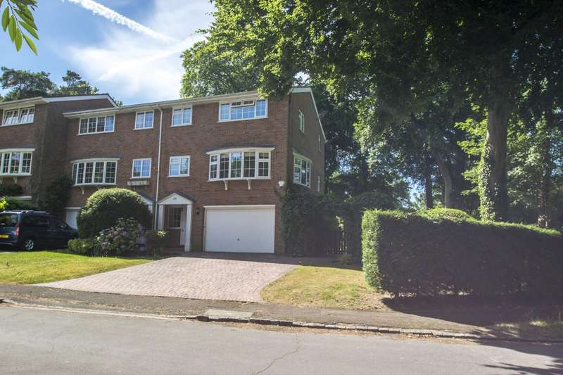 4 Bedrooms End Of Terrace House for sale in Clevemede, Goring on Thames, Reading, RG8