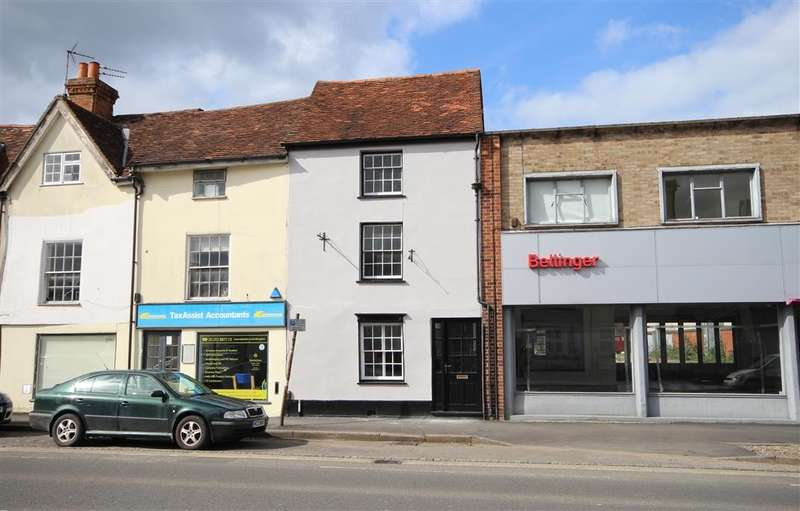 4 Bedrooms Terraced House for sale in Ock Street, Abingdon, OX14