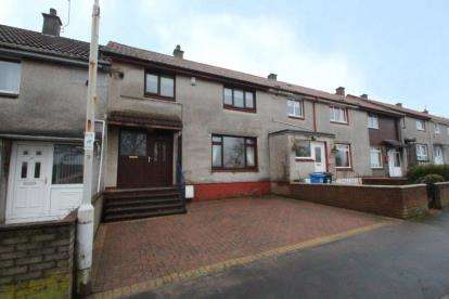 3 Bedrooms Terraced House for sale in Solway Place, Glenrothes
