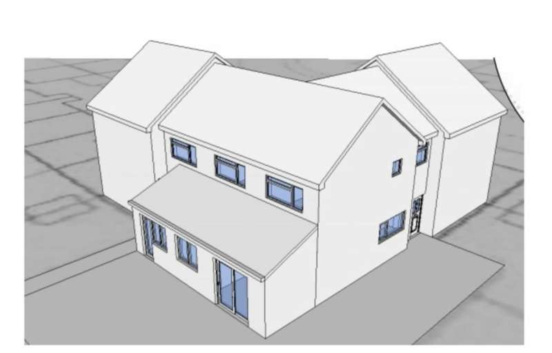 Commercial Property for sale in HP1 DEVELOPMENT OPPORTUNITY - 2 X 2 BED MASIONETTES WITH STUNNING GARDENS