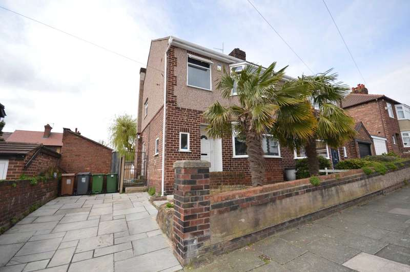 3 Bedrooms Semi Detached House for sale in Thorpe Bank, Bebington Border