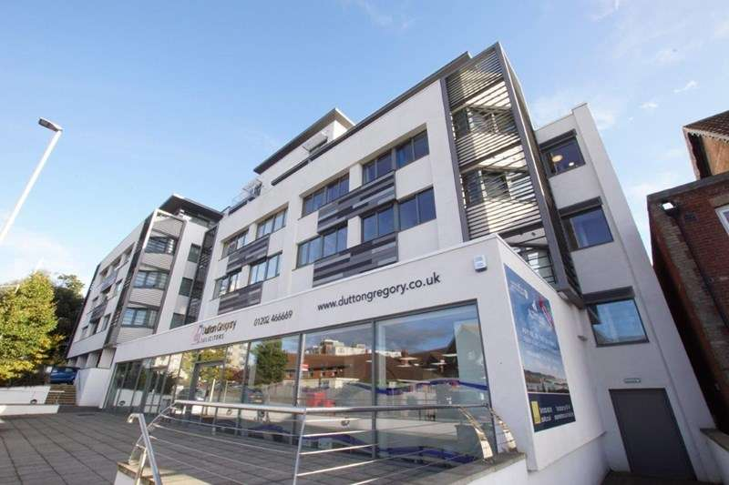 2 Bedrooms Apartment Flat for sale in Parkstone Road, Poole