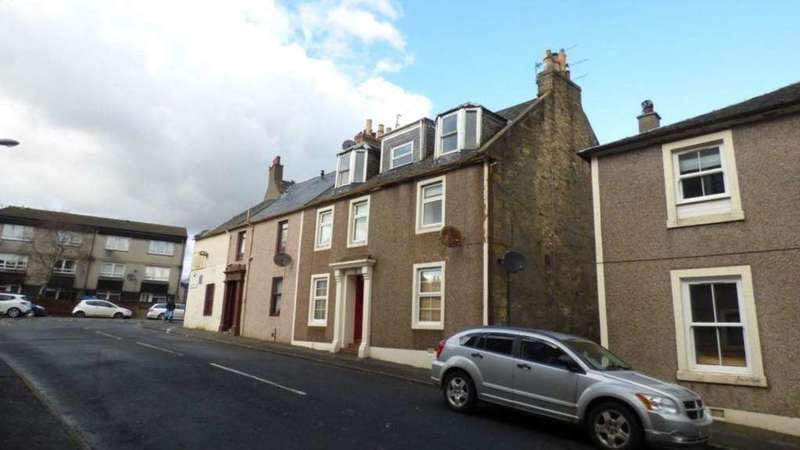 1 Bedroom Flat for sale in Springwell Place, Stewarton