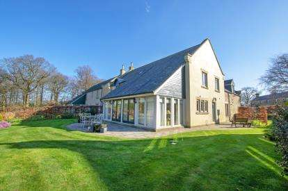 4 Bedrooms Detached House for sale in Fairway Rise, Hartford Hall Estate, Bedlington, Northumberland, NE22