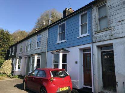 2 Bedrooms Terraced House for sale in Dartmouth, Devon