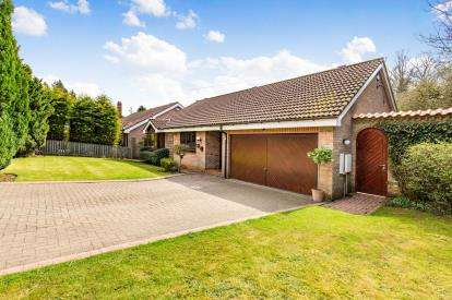 4 Bedrooms Bungalow for sale in Garden Cottages, Little Lane, Aycliffe Village, County Durham