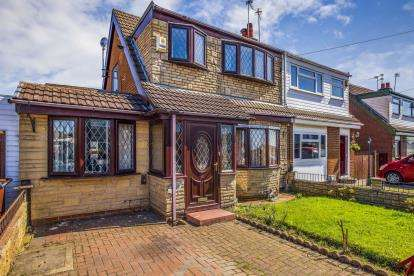 3 Bedrooms Semi Detached House for sale in Lowther Crescent, Leyland, Lancashire, .