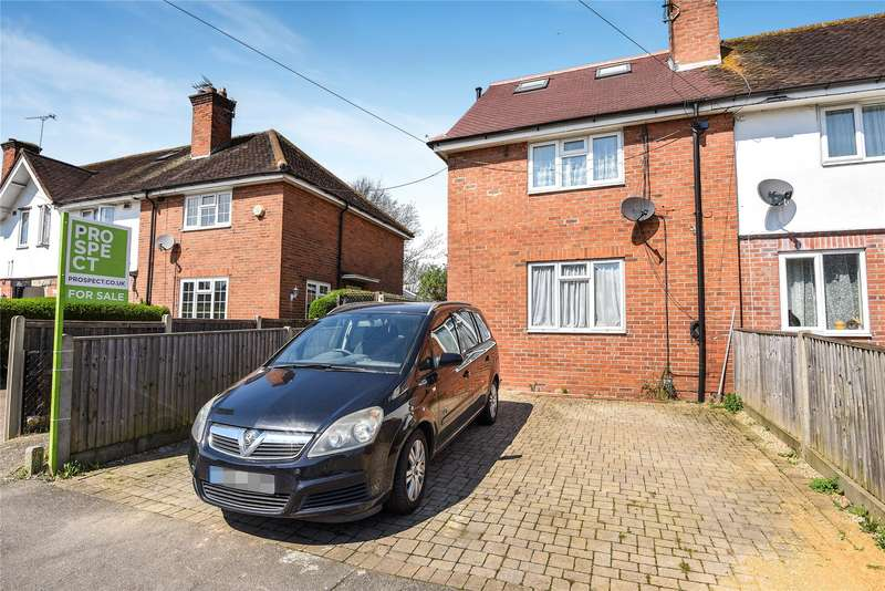 3 Bedrooms End Of Terrace House for sale in Callington Road, Reading, Berkshire, RG2