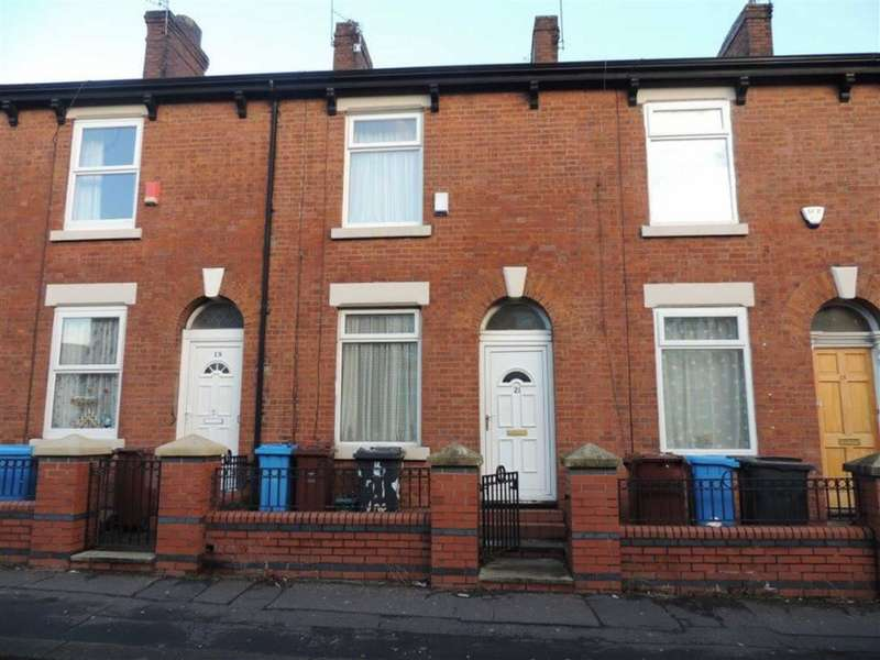 2 Bedrooms Terraced House for sale in Vine Street, Openshaw, Manchester