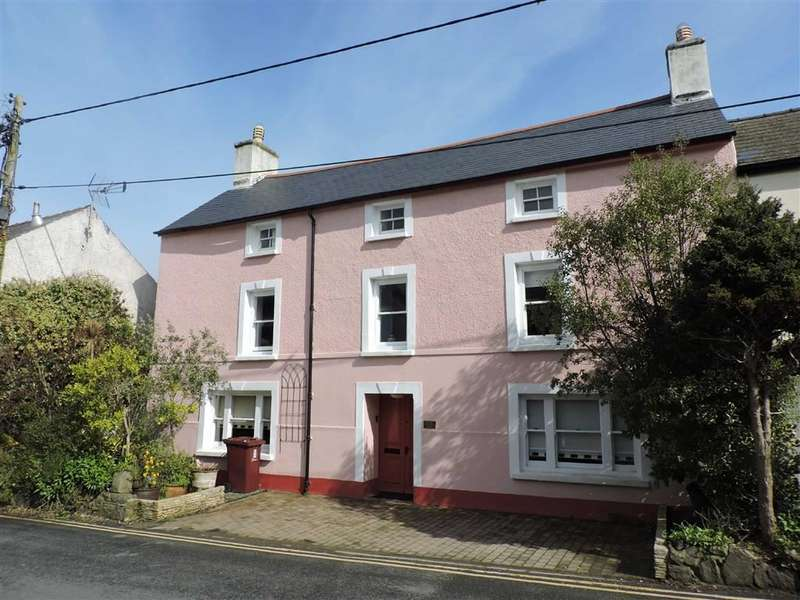 3 Bedrooms End Of Terrace House for sale in Park Street, Fishguard