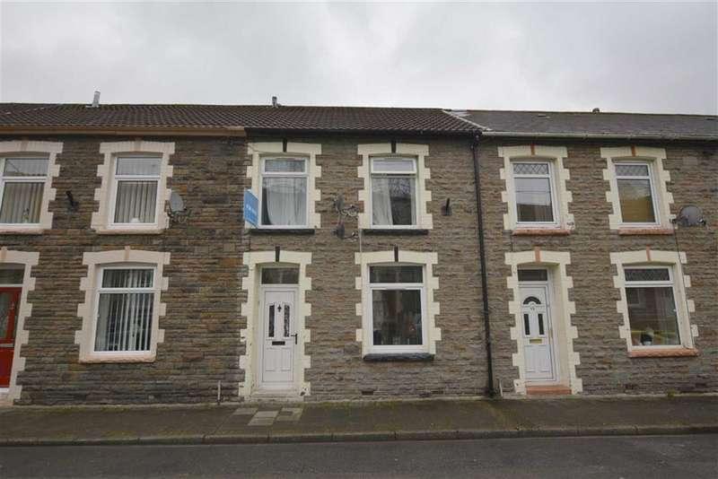 3 Bedrooms Terraced House for sale in Fenwick Street, Ferndale, Rhondda Cynon Taff