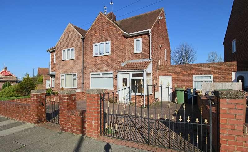 2 Bedrooms Semi Detached House for sale in Vicarage Rd , Sunderland, Tyne and Wear, SR3 1JN
