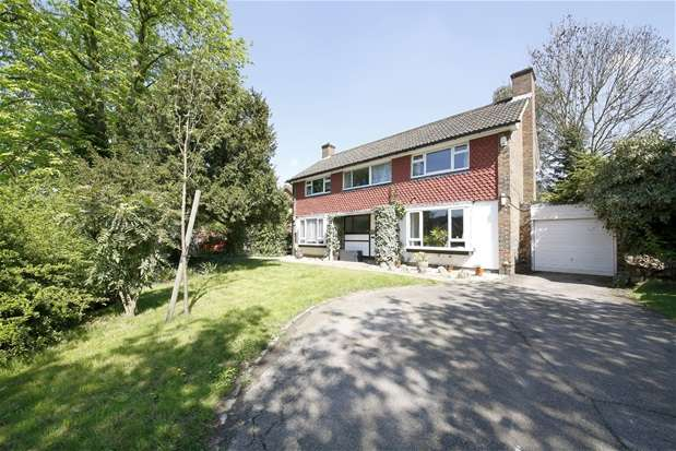 4 Bedrooms House for sale in Alleyn Park, Dulwich